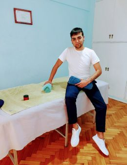 masajes en caballito